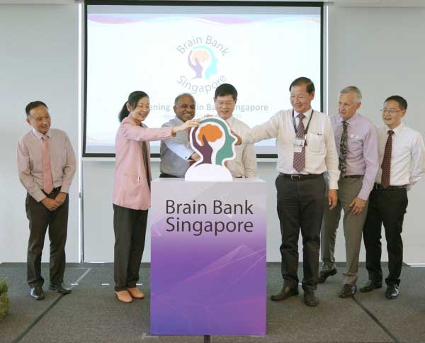 Official Launch of Brain Bank Singapore